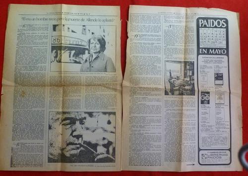 matilde urrutia los últimos días de pablo neruda 1974