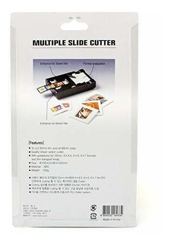 matin matin multiple slide film cutter for