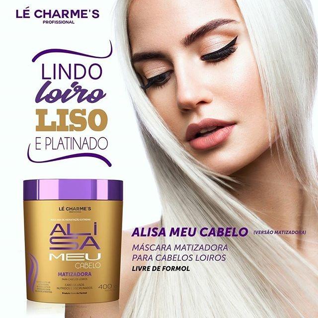 6d603b2e5 matizador gold blond 1000ml + alisa meu cabelo juju salimeni. 5 Fotos