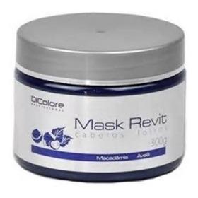 Matizador Mask Revit Cabelos Loiros -300gr - Dicolore