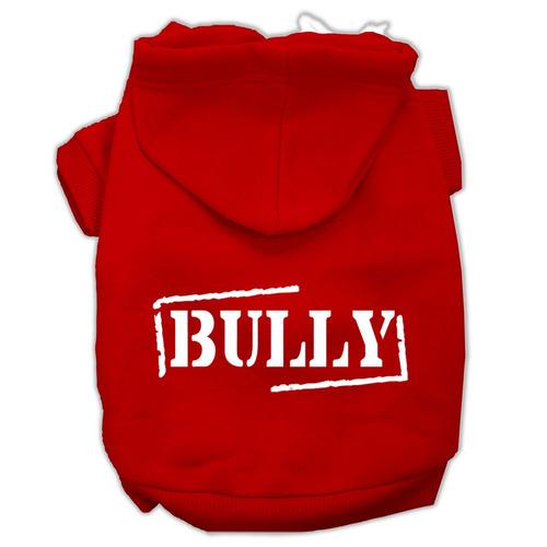 matón pantalla impreso pet hoodies rojo tamaño xxxl (20)