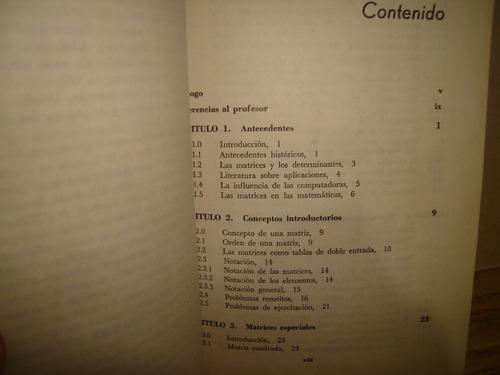 matrices. aplicaciones matemáticas en economía y administrac