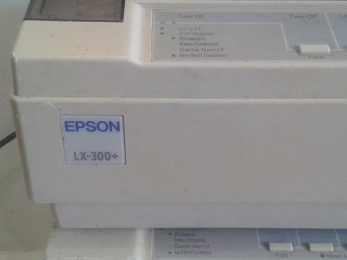 matriciais epson impressoras