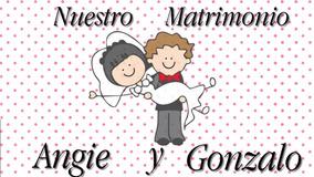 Matrimonio Boda Vídeo Tarjeta De Invitación Para Whatsapp