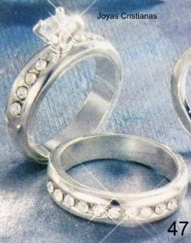 matrimonio joyas argollas