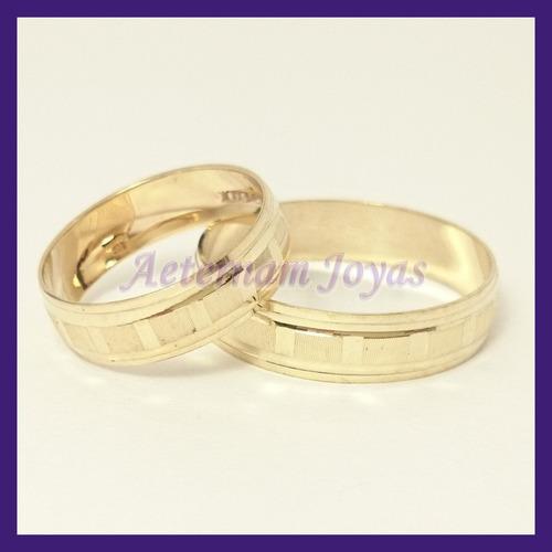 matrimonio oro argollas