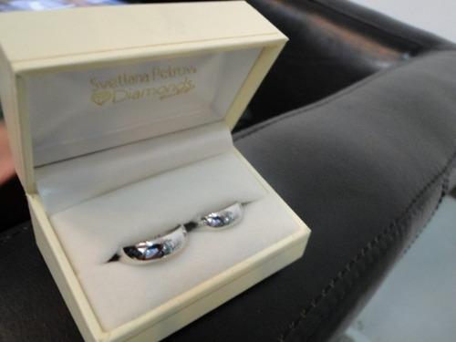 matrimonio plata argollas