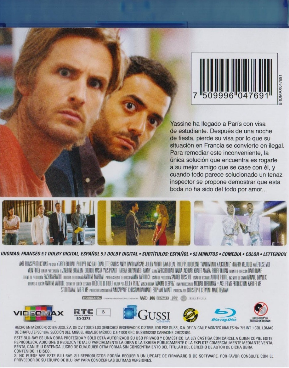 Matrimonio Por Accidente : Matrimonio x por accidente marry me dude pelicula blu ray $ 199.00