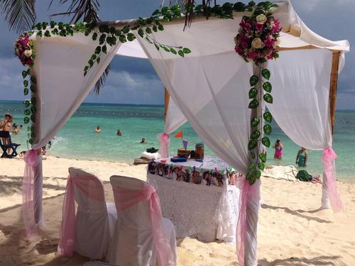 matrimonios en la playa de san andrés isla colombia