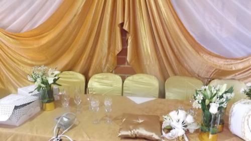 matrimonios quince años lindos eventos y muy buen precio