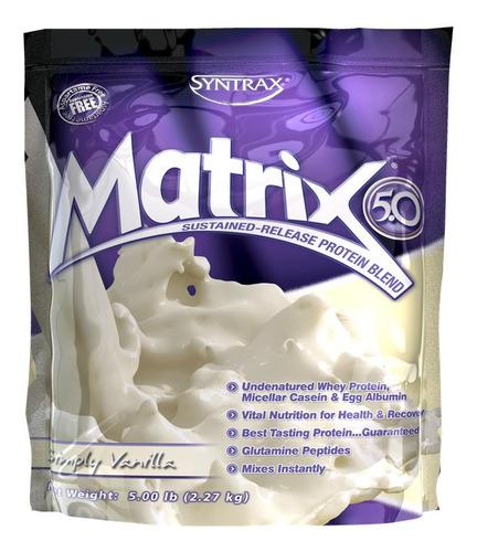 matrix 5 lb - syntrax