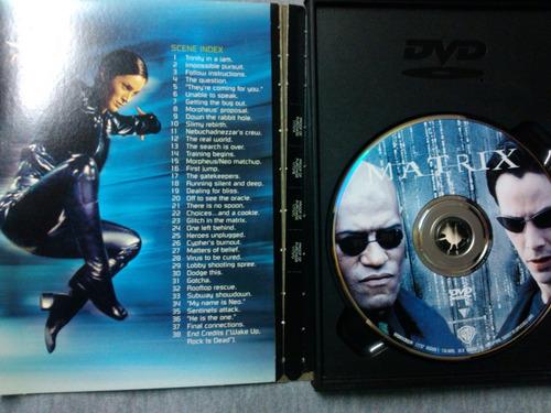 matrix- en dvd original- en ingles