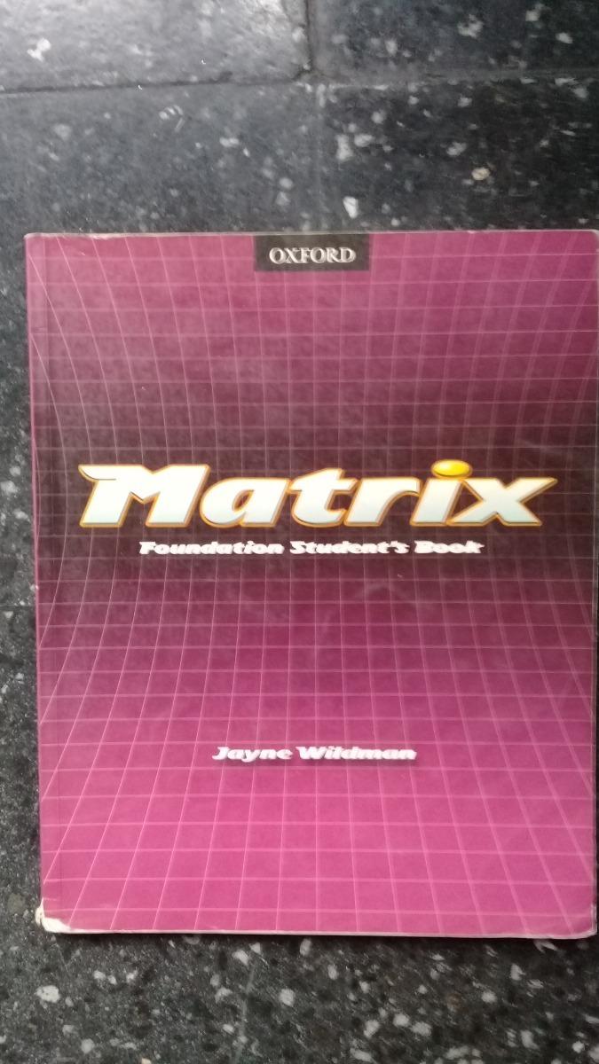 Matrix Students Book