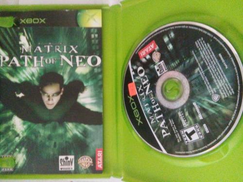 matrix path of neo xbox