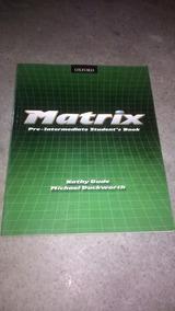 New Matrix Upper Intermediate Students Book