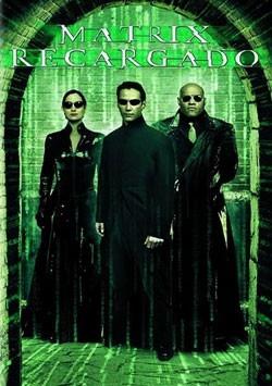 matrix recargado pelicula dvd