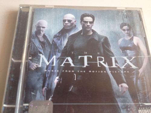 matrix soundtrack cd usado nacional
