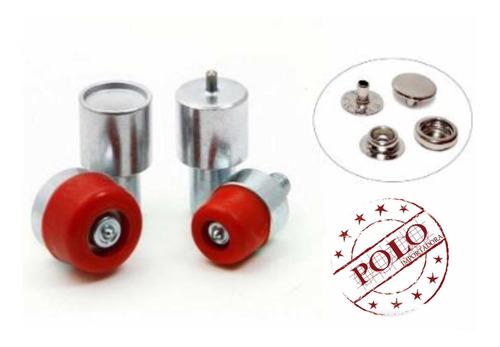 matriz botão pressão de metal n.80