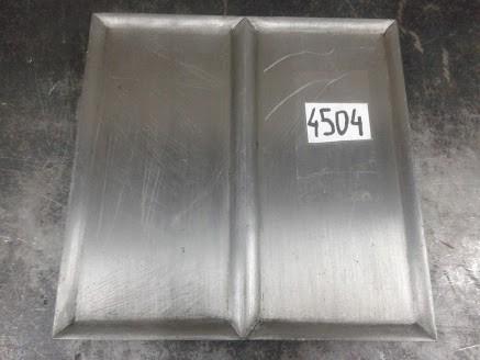 matriz platina sobremesa de embutido. 20x20cm. para prensa