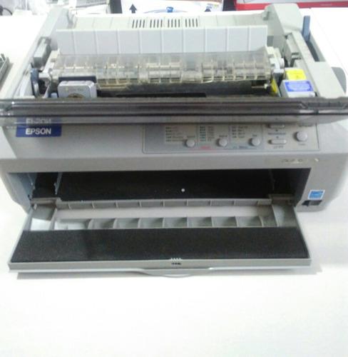 matriz puntos impresora epson