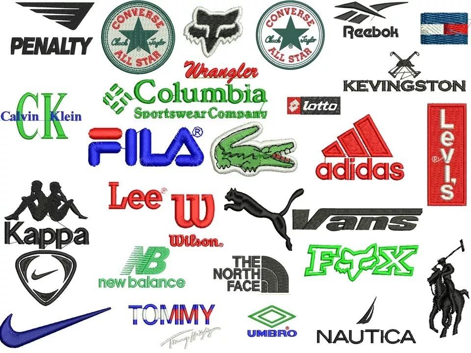 Matrizes bordado computadorizado marcas de roupas famosas r 15 00 em mercado livre - Marcas de sabanas buenas ...