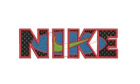 c9b9ef99e63b Matriz Bordado Nike New Balance no Mercado Livre Brasil