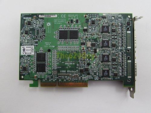 matrox qid-qda8x128 parhelia-lx 128 mb agp 4x / 8x tarjeta