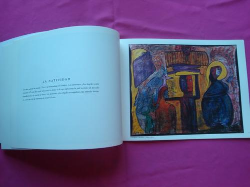 matt lamb la esperiencia de cristo amor - catalogo pintura