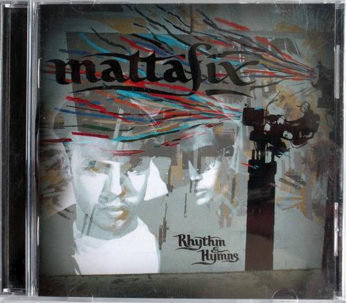 mattafix - rhythm and hymns - cdpromo nacional
