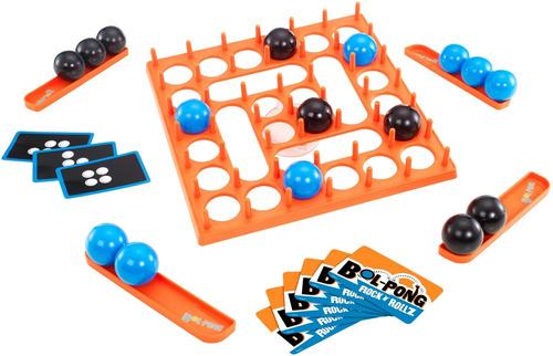 mattel games, bol-pong, juego de mesa