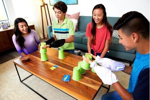 mattel games, reto manitas, juego de mesa
