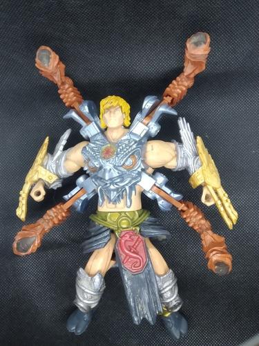mattel he-man 2005 mecha blade