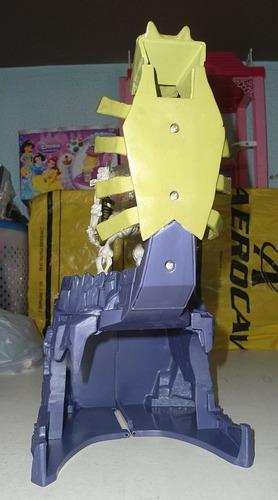 mattel he-man 200x set mutant slime pit con figura
