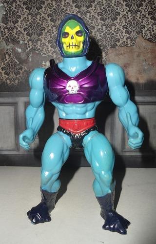 mattel he-man vintage 1985 figura de skeletor terror claws