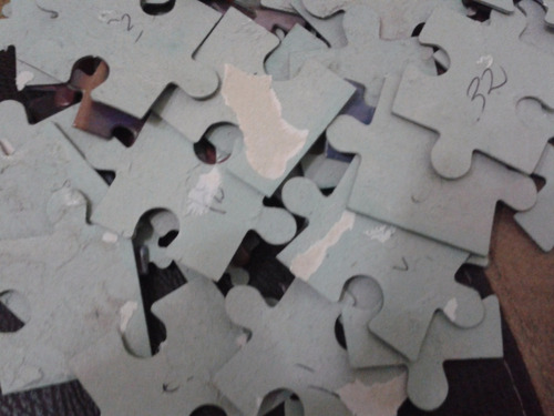 mattel - rompecabezas familiar harry potter, 260 piezas