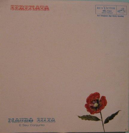 mauro silva & seu conjunto -  serenata - rcavictor-bbl-1163