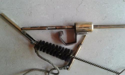 mauser fal  kit limpieza baqueta bronce 98 cm protector