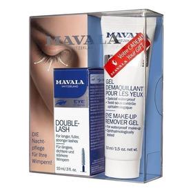 Mavala Double Lash 10ml+ Desmaquillante Gel  Nkt Perfumes