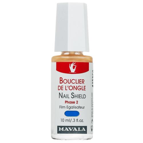 mavala nail shield-fortificante mavala 2x10ml beleza na web