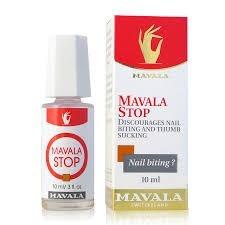 mavala stop - tratamento para para de roer as unhas - 10ml