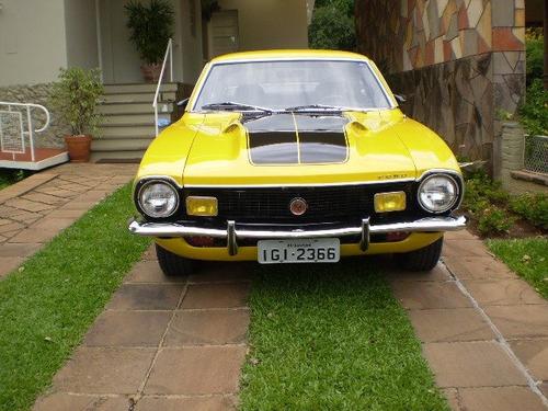 maverick 4cc 1976 zero