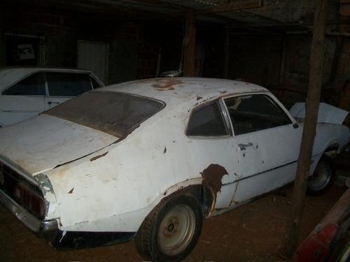 maverick ano 1969 sem motor e cambio p/ restaurar barato