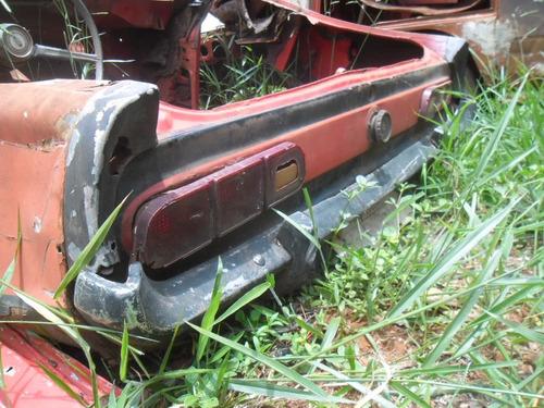 maverick cupe - frente - traseira - motor lataria partes