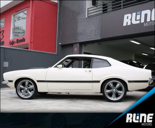 maverick super luxo coupé v8 1974 restaurado