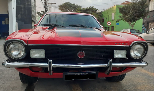 maverick v8 gt caracteizado customizado 1978