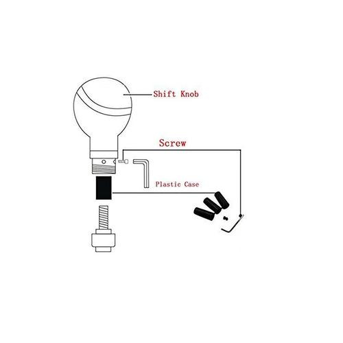 mavota skull manual de cambio automático de perillas