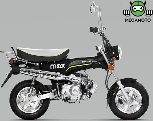 max 110 - motomel max 110 cc tipo dax 110cc  zona oeste