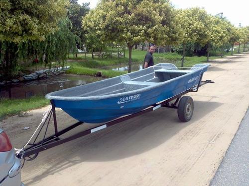max 450 work - mini truck   - hasta 10 hp - astillero seamax