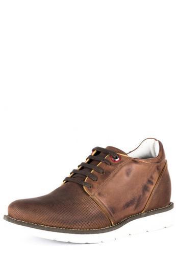 max denegri zapato avenue brown hombre +7cm de altura