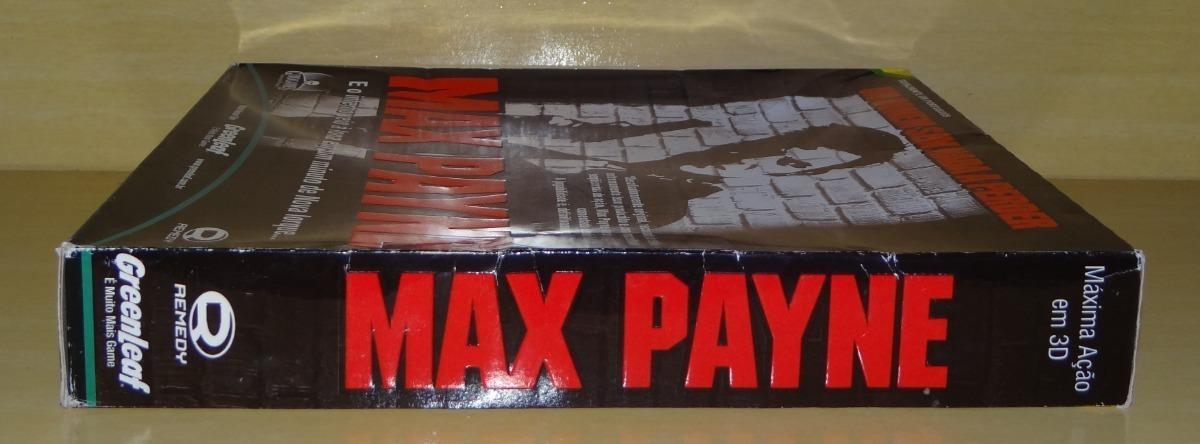 max payne 1 3d model
